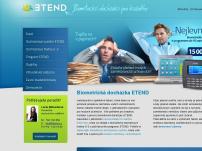 ETEND, s.r.o. - e-shop