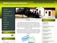 Elektrotechnické muzeum zubrnice