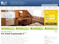 EA Hotel Esplanade II ***