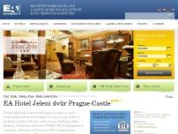 EA Hotel Jelení dvůr Prague Castle ***+