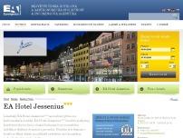 EA Hotel Jessenius ***