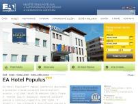 EA Hotel Populus ***