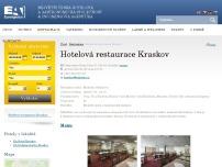 Hotelová restaurace Kraskov