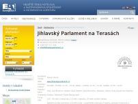 Jihlavský Parlament na Terasách