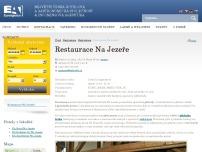 Restaurace Na Jezeře