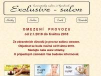 Exclusive - salon Kosmetický salon Nymburk