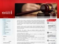 JUDr. Peter Kliment, súdny exekútor