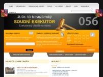 Novozámský Vít, JUDr. - soudní exekutor