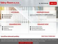 fabry floors s.r.o.