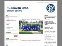 FOOTBALL CLUB SLOVAN BRNO