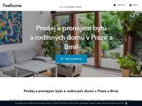 Byty, rodinné domy v Praze, prodej, pronájem – FeelHome.cz