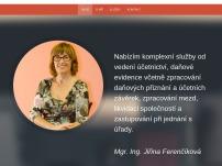 Ing. Jiřina Ferenčíková