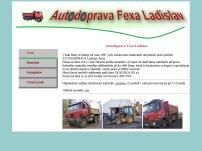Autodoprava Fexa Ladislav