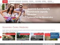 Cestovná kancelária FIFO s r.o., Trnava