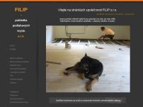 FILIP - pokládka podlahových krytin s.r.o.