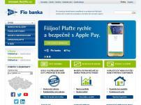 Bankomat Fio banky