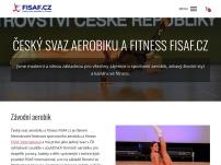 Český svaz aerobiku, fitness a tance FISAF.cz