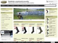 Rybářské a myslivecké ponožky