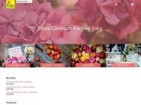 Karel Mráz – Flora Centrum, zahradnictví, prodej květin, realizace zahrad