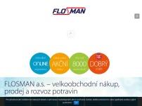 FLOSMAN, a.s. pobočka Třeboň II