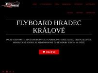 Flyboard Hradec Králové