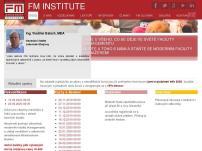 FM Institute, s.r.o.