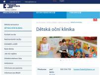 Dětská oční klinika