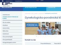 Gynekologicko-porodnická klinika