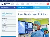 Interní kardiologická klinika
