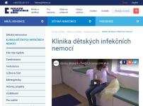 Klinika dětských infekčních nemocí