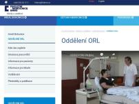 Oddělení ORL