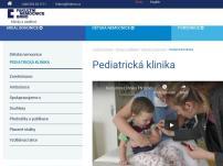Pediatrická klinika