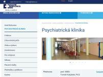 Ambulance Psychiatrické kliniky