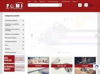 Marcela Michalová - Fomi, šití - prodej profesních oděvů
