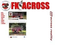 Futsalový kolektiv Across