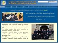 Kongregace Milosrdných sester III. řádu sv. Františka pod ochranou Svaté Rodiny v Brně