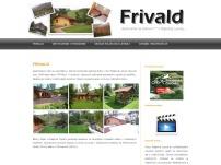 Apartmánový dom Frivald**