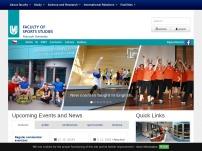 Fakulta sportovních studií