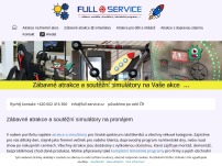 Atrakce Full-service
