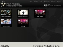 FOR VISION PRODUCTION, s.r.o.