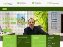 Petr Kalina - rehabilitační a fyzikální medicína