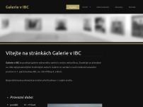 Galerie v IBC