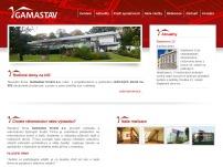 GAMASTAV - invest a.s.