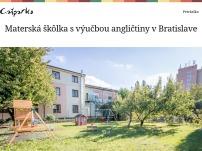Súkromná škôlka Gašparko