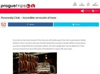 Pivovar a restaurace Pivovarský Klub