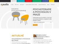 Psychoterapeutické centrum Gaudia – MUDr. Olga Kunertová