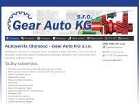 Gear Auto KG s.r.o. – opravy převodovek