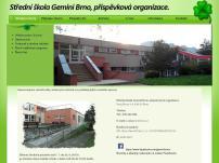 Střední škola Gemini Brno, příspěvková organizace