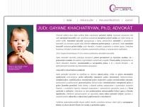 JUDr. Gayane Khachatryan, Ph.D., advokát