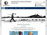 Geodetická kancelář Semily